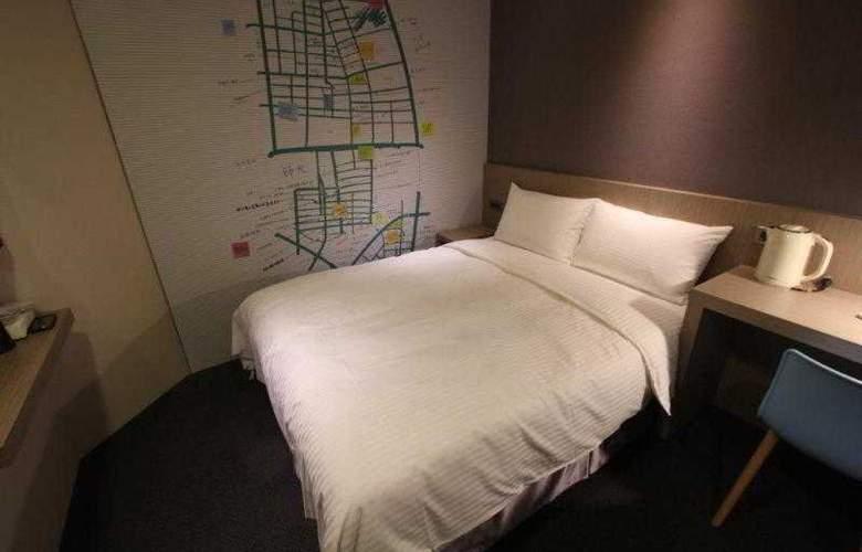 Chaiin Hotel - Dongmen - Room - 19