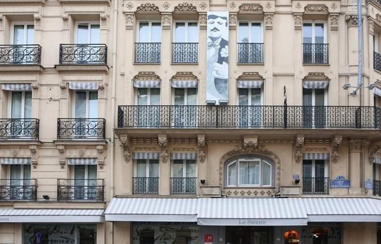 Best Western Hôtel Littéraire Premier Le Swann - Hotel - 98