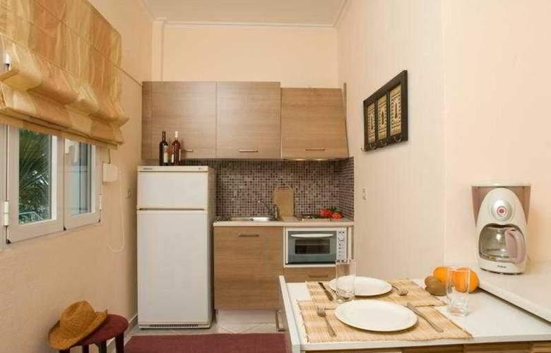 Chrismos Hotel Apartments - Room - 6