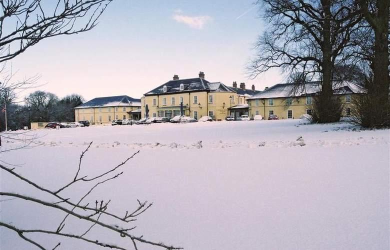 Best Western Hardwick Hall - Hotel - 18