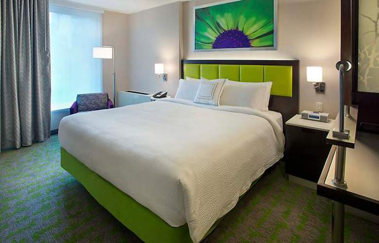 SpringHill Suites New York Midtown Manhattan/Fifth Avenue - Room - 6
