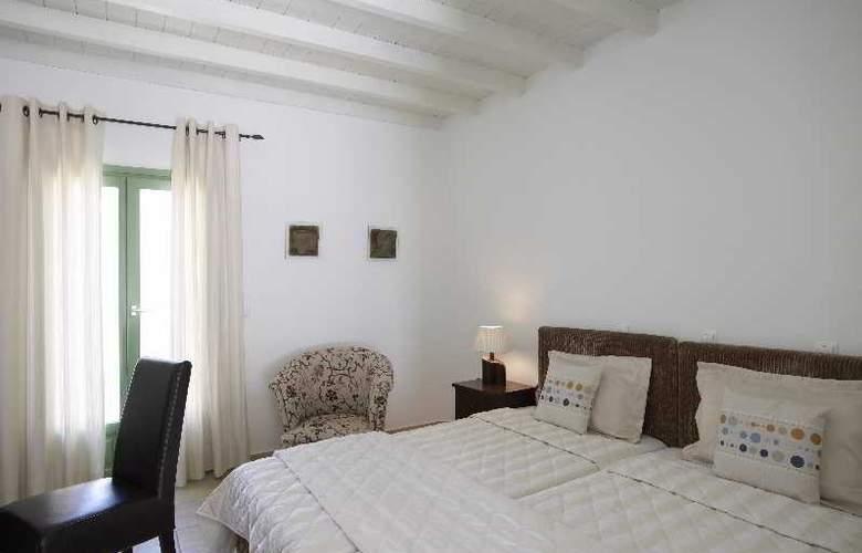 Levantes Ios Boutique Hotel - Room - 5