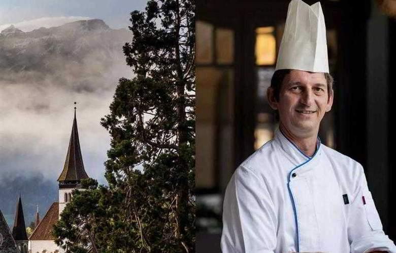 Royal St Georges Interlaken - MGallery by Sofitel - Hotel - 29
