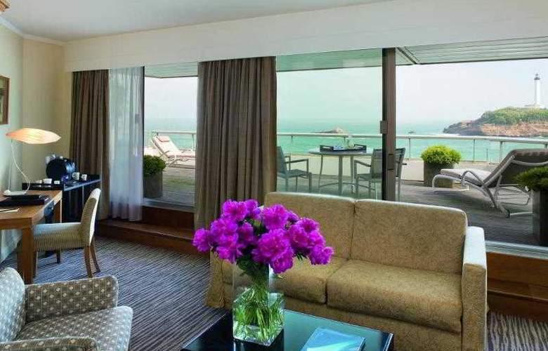 Sofitel Biarritz le Miramar Thalassa Sea & Spa - Hotel - 9
