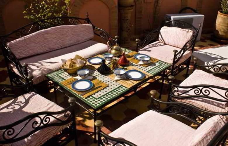 Riad Habib - Restaurant - 15