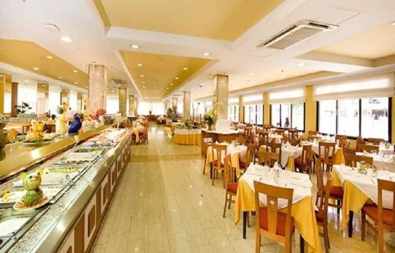 Monarque Fuengirola Park - Restaurant - 11