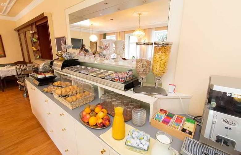 Klimt Hotel & Apartments - Restaurant - 32