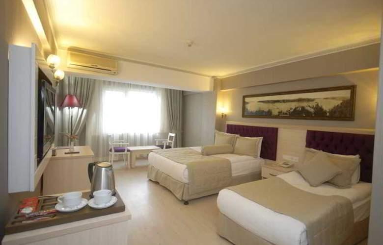 Osmanbey Fatih Hotel - Room - 11