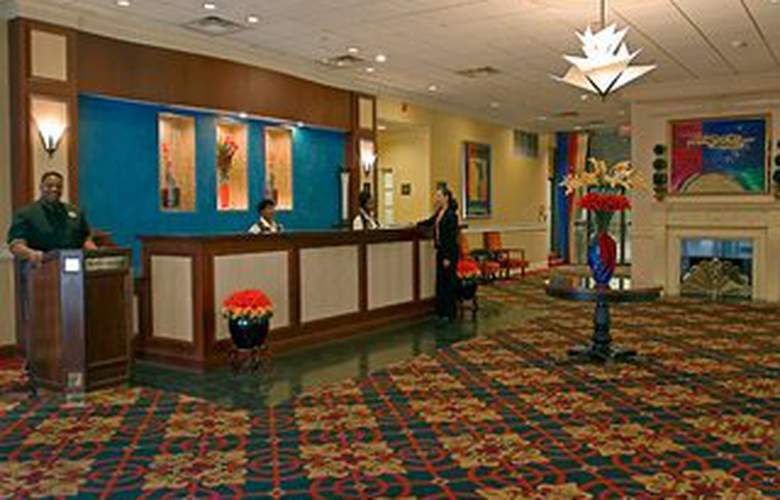 Holiday Inn Select Downtown Memphis - General - 1
