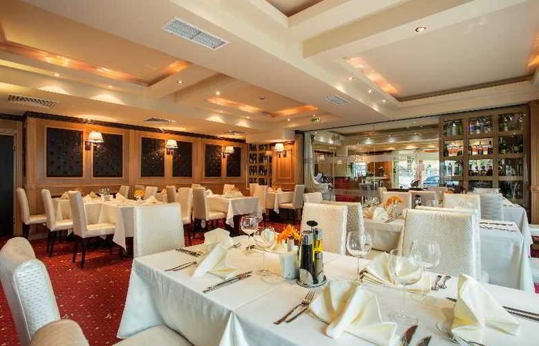 Best Western Lozenetz Sofia - Restaurant - 4