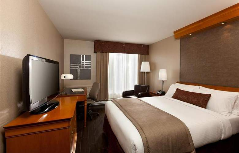 Best Western Hotel Aristocrate Quebec - Room - 59