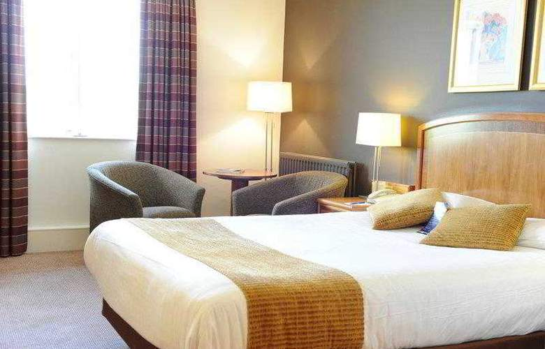 Best Western Stoke-On-Trent Moat House - Hotel - 1