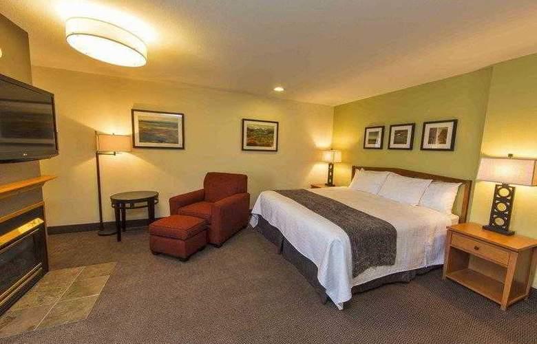 Best Western Rocky Mountain Lodge - Hotel - 14