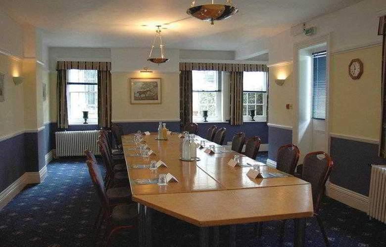 Best Western Chilworth Manor Hotel - Hotel - 53