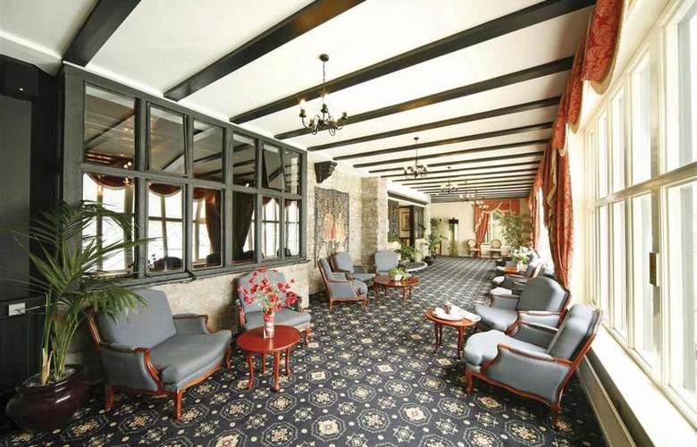 Best Western Webbington - Hotel - 38