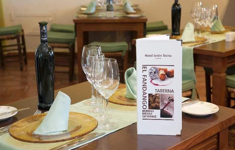 Jardin Tecina - Restaurant - 25