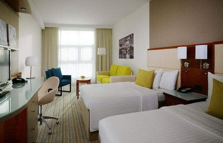 Courtyard by Marriott Berlin City Center - Room - 14