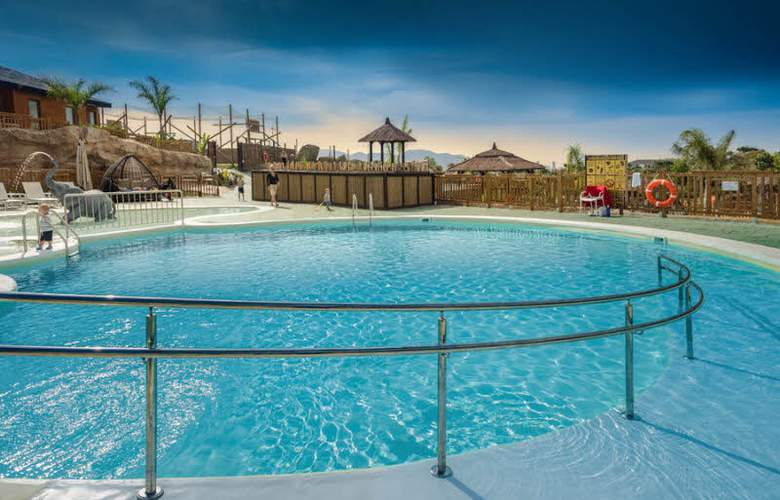 Magic Natura Animal Waterpark & Polynesian Resort - Pool - 19