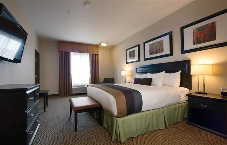 Best Western Plus The Inn At St. Albert - Room - 115