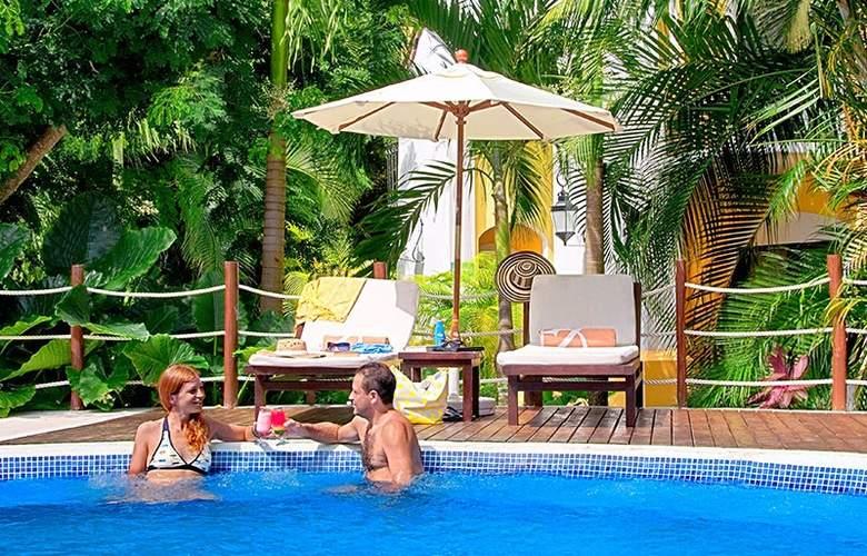 Occidental Cozumel - Pool - 15