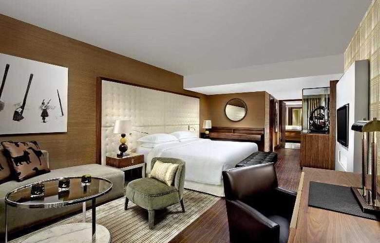 Sheraton Grand Hotel & Spa Edinburgh - Room - 33