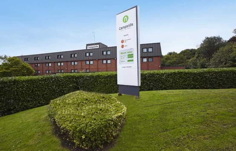 Campanile Swindon - Hotel - 18