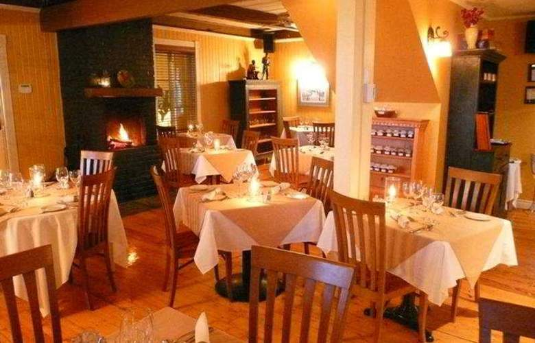 Auberge La Camarine - Restaurant - 3