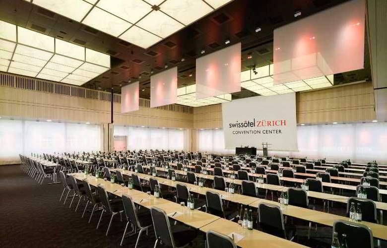 Swissotel Zurich - Conference - 7