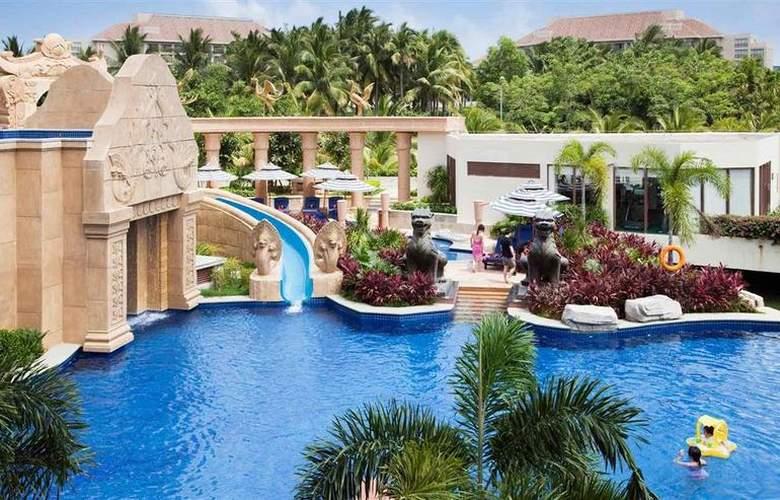 Pullman Yalong Bay Hotel & Resort - Hotel - 50