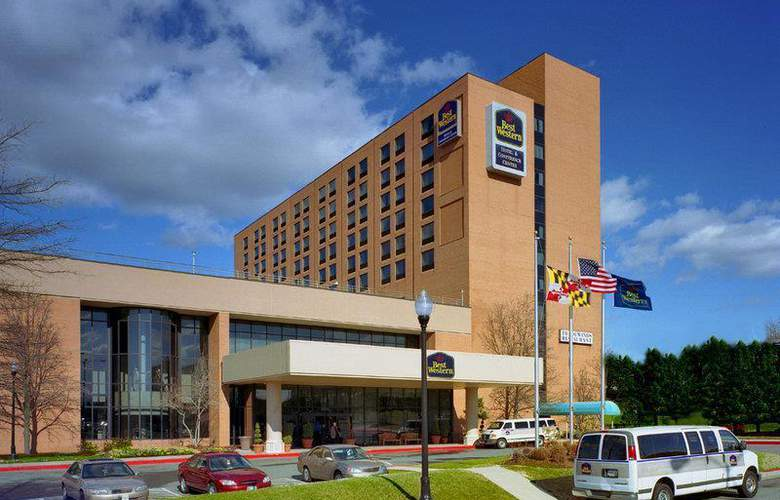 Best Western Hotel & Conference Cnt - Hotel - 43