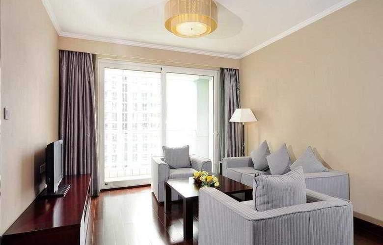 Rayfont Downtown Hotel Shanghai - Room - 1