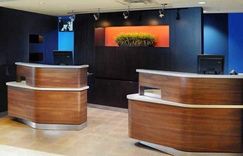 Courtyard Dallas Plano in Legacy Park - Hotel - 12