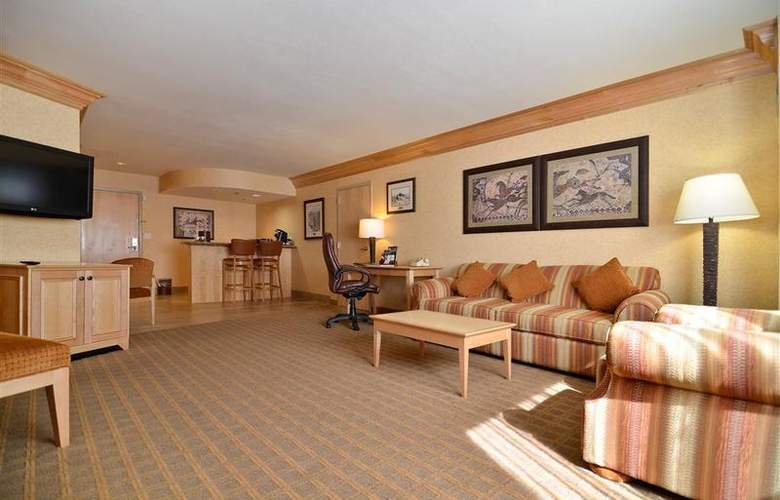Best Western Premier Grand Canyon Squire Inn - Room - 108