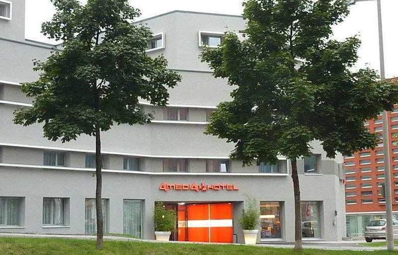 Best Western Plus Amedia Art Salzburg - Hotel - 8