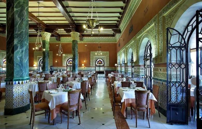 Alhambra Palace - Restaurant - 14