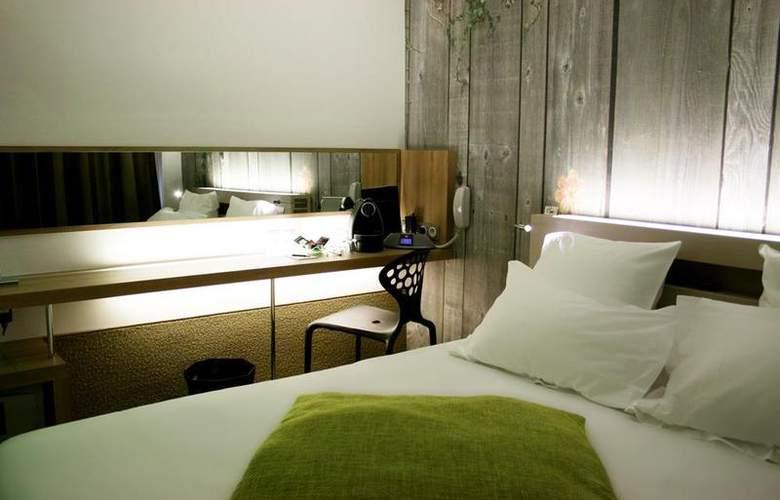 Best Western Littéraire Arthur Rimbaud - Room - 38