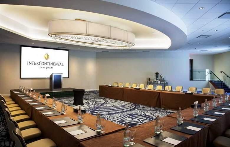 InterContinental San Juan - Conference - 34