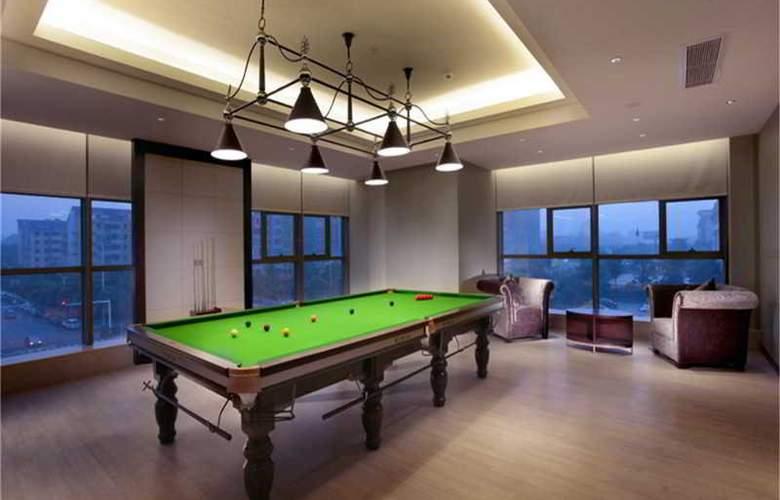 White Swan Hotel Changsha - Bar - 20