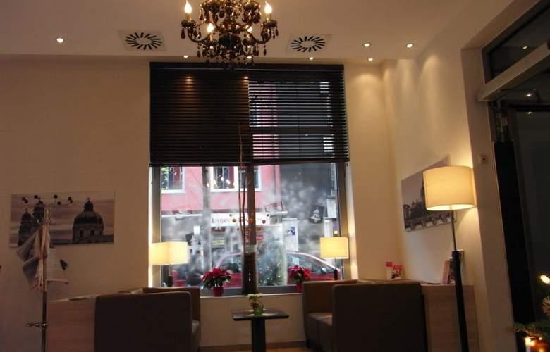 Treff Munchen City Centre Hotel - General - 7