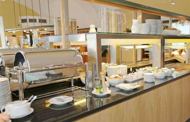 Best Western City Hotel Moran - Restaurant - 73