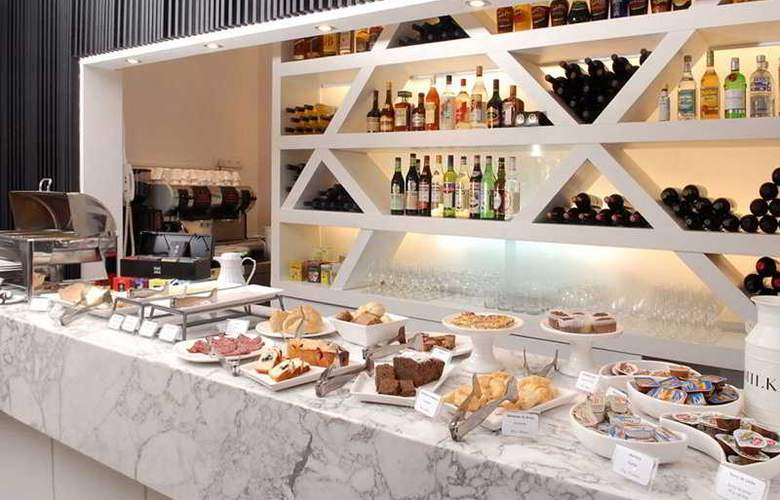 Dazzler Laprida  Hotel - Buenos Aires - Restaurant - 6