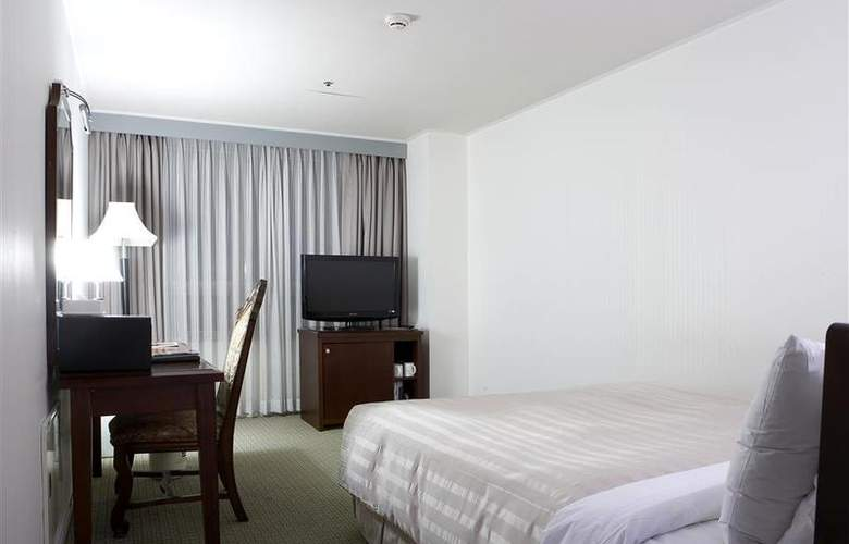 Best Western Incheon Airport - Room - 16