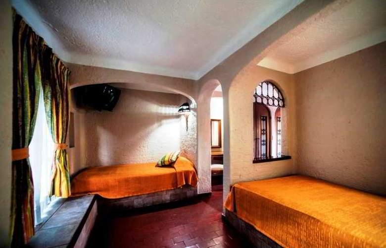 Villas Arqueologicas Cholula - Room - 21