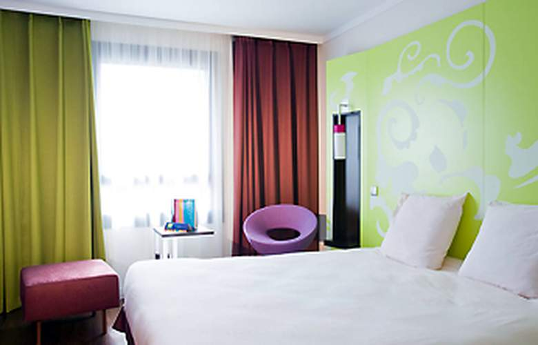 Ibis Styles Evry Cathédrale - Room - 3