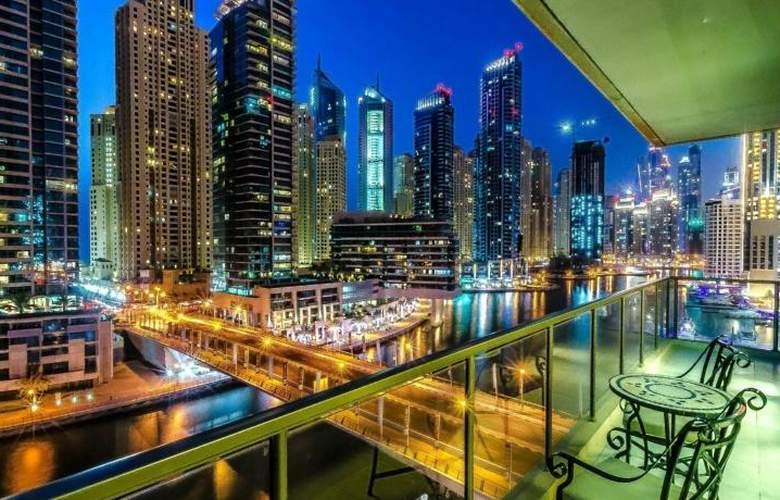Nuran Marina Serviced Residences - Terrace - 6