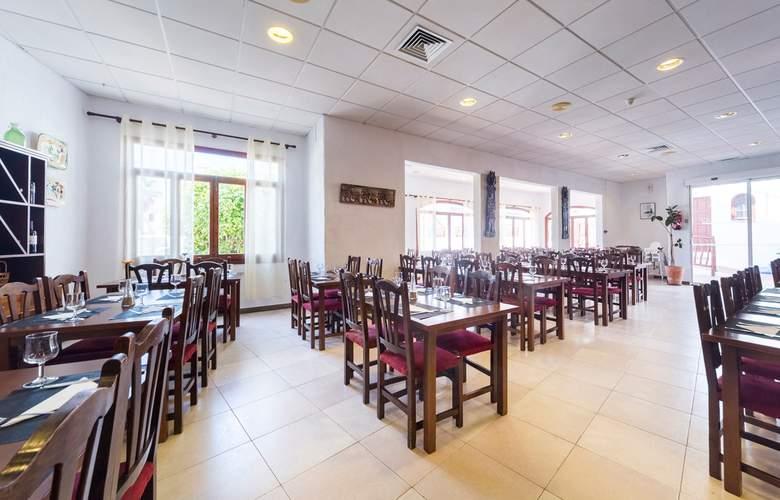 Tramontana Park - Restaurant - 12