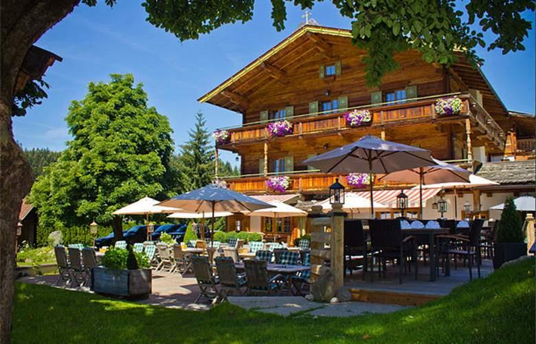 Landhotel Vordergrub - Hotel - 4