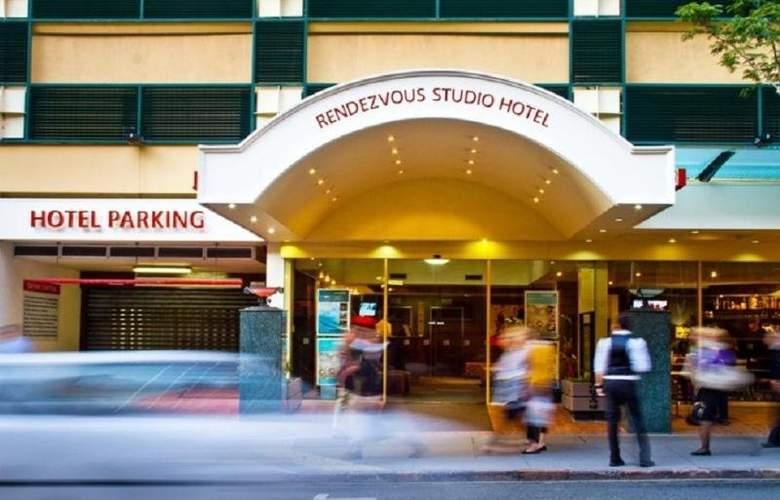 The Marque Hotel, Brisbane - Hotel - 4
