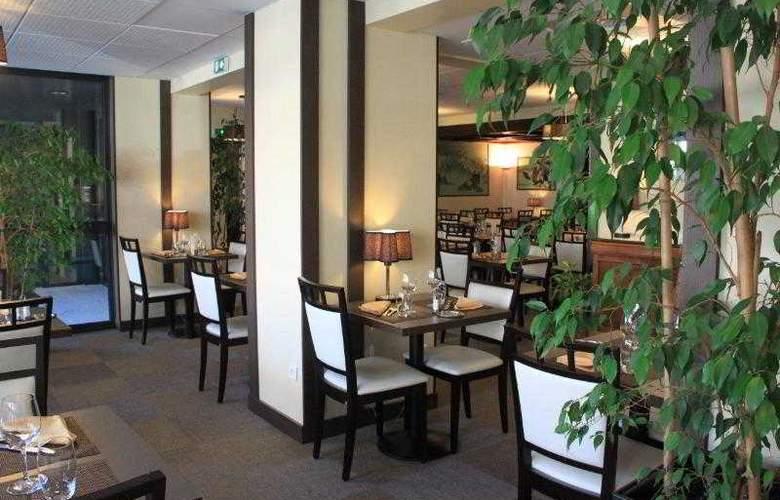 Qualys Hotel D´Alsace - Restaurant - 9