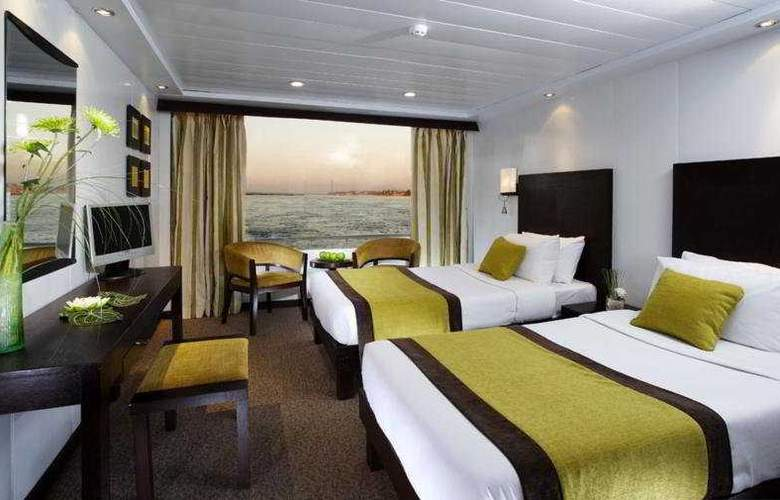 M/S Moevenpick Royal Lily Nile Cruise - Room - 2